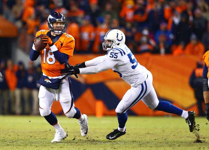 Indianapolis Colts Release Veteran Pass Rusher Shaun Phillips