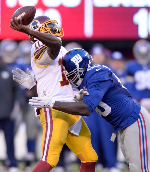Could Indianapolis Colts Jump At Giants Jason Pierre-Paul?