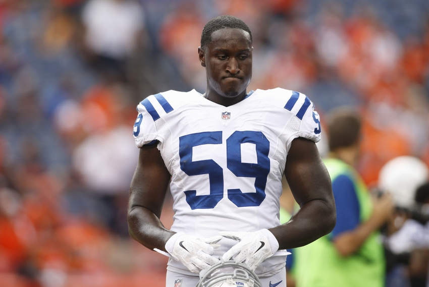 Colts Holdovers Adongo And Johnson Hopeful For Opportunity