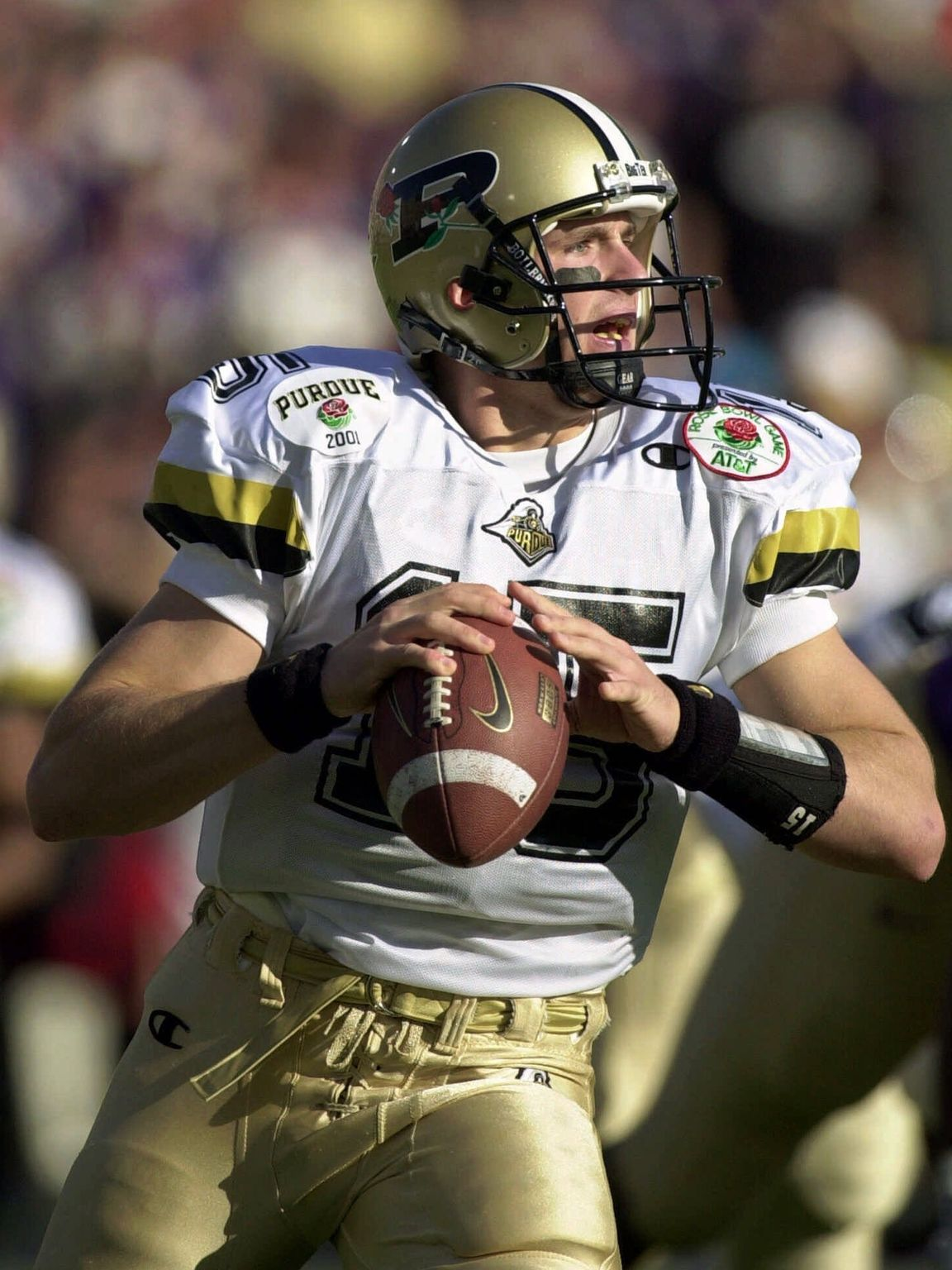 Former Purdue Star Drew Brees Presents Challenge For Colts