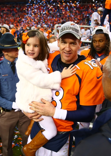 Will Super Bowl 50 Be Peyton Manning S Last Rodeo