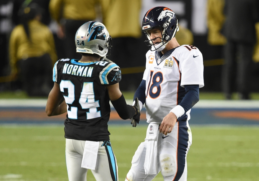 the latest 52cfe dd5af Josh Norman Grew Up a Colts Fan, But Indy Pairing Highly ...