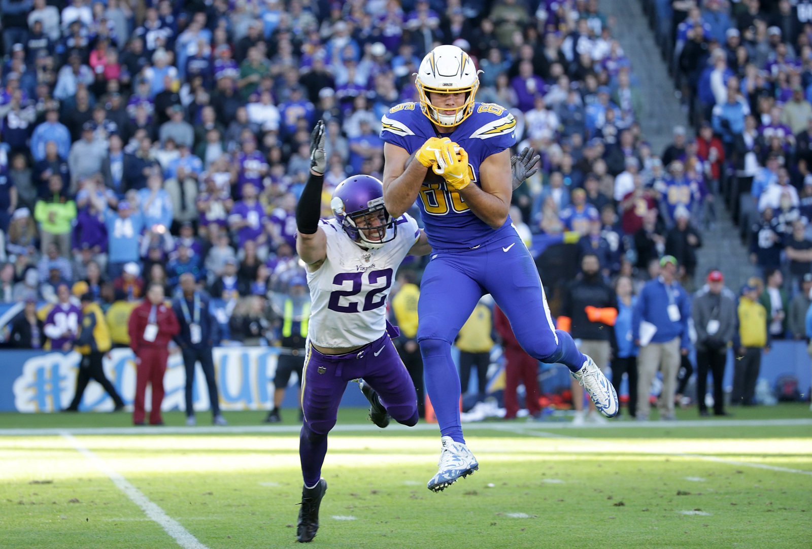 Hunter Henry is an intriguing possibility for Colts