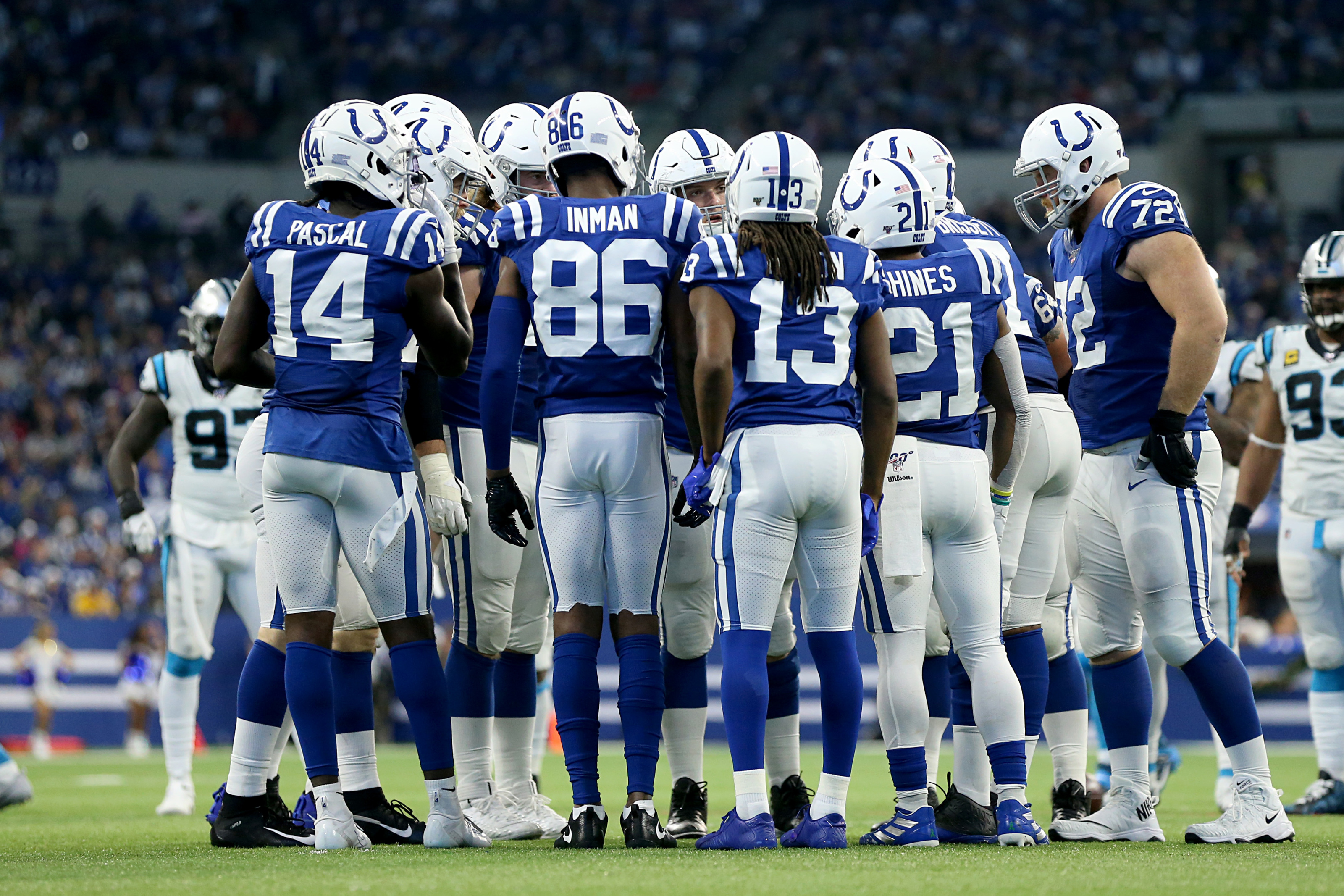 Flaw(less)? Colts roster depth is key for a successful 2020 campaign