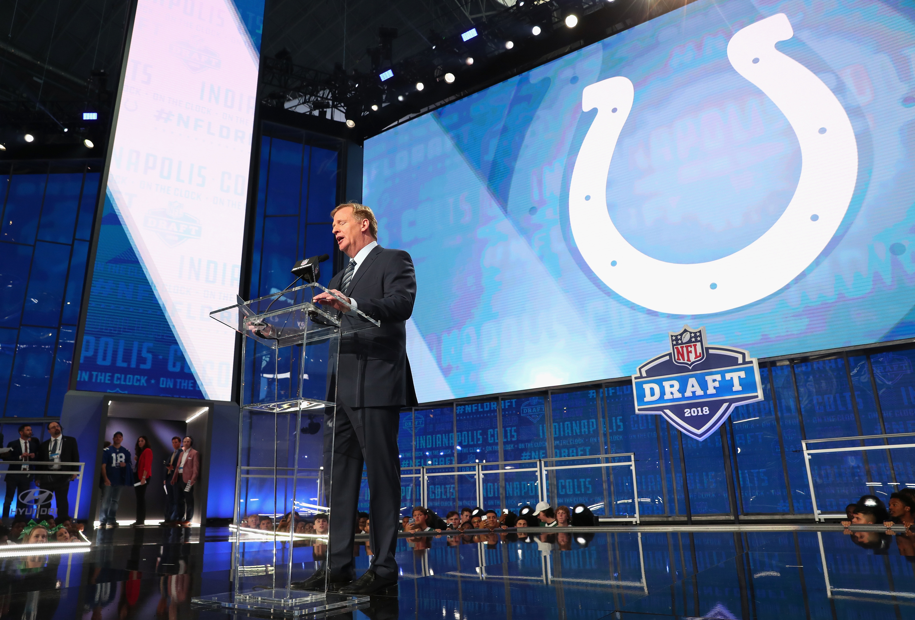 Colts might have to do 2020 draft virtually