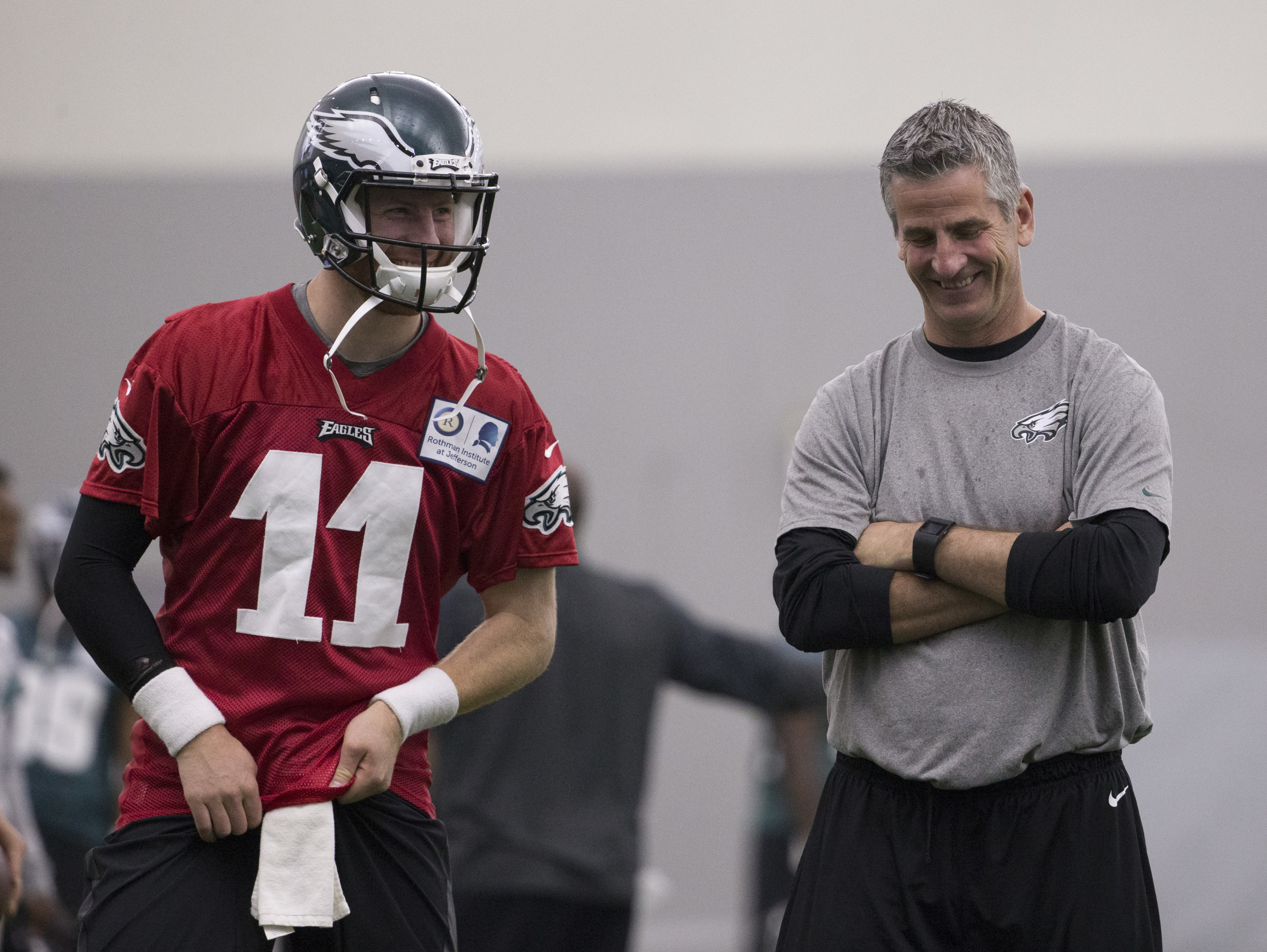 Colts: Timeline of Frank Reich's interest in Carson Wentz is wild